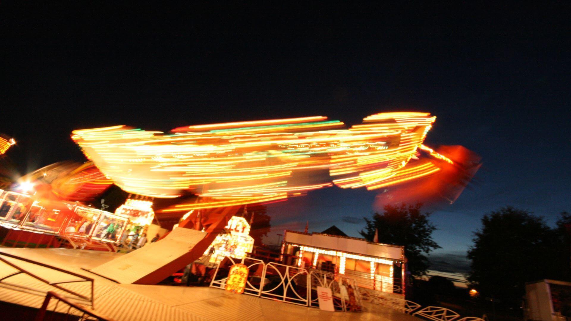Ashington Festival FunFair